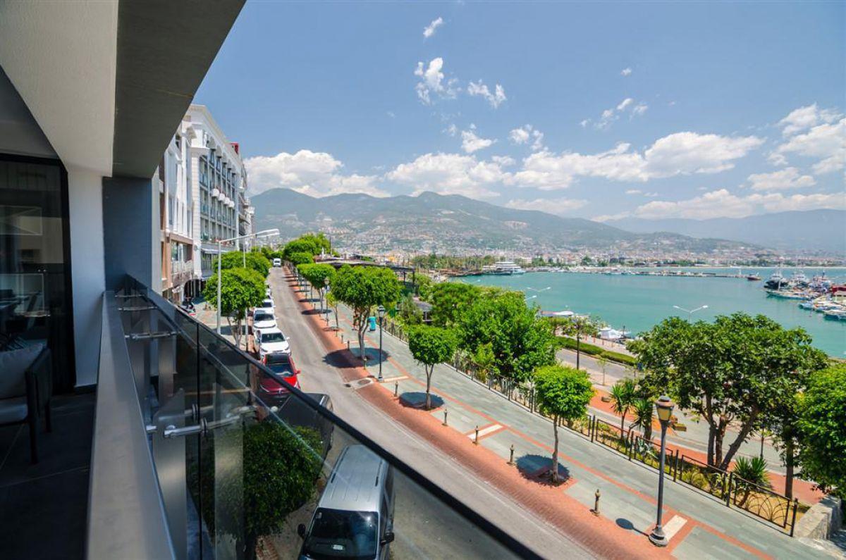 Traum Wohnung Alanya Hafen RG44