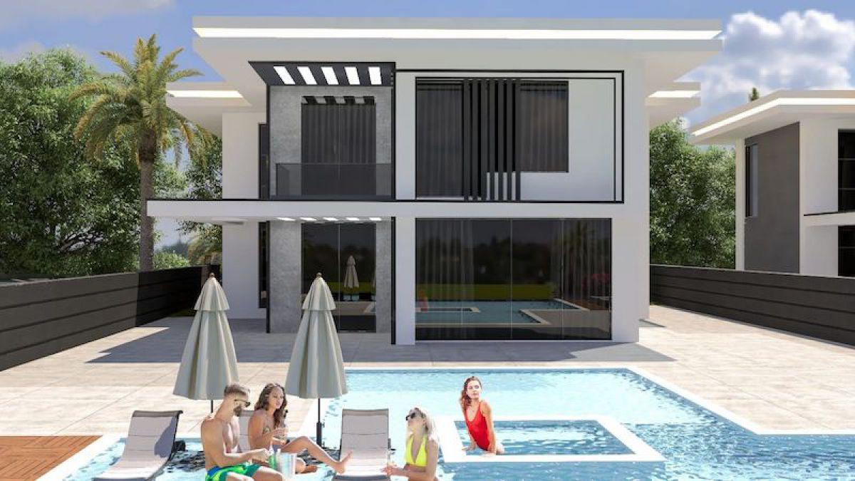 Private Villa Alanya 2980