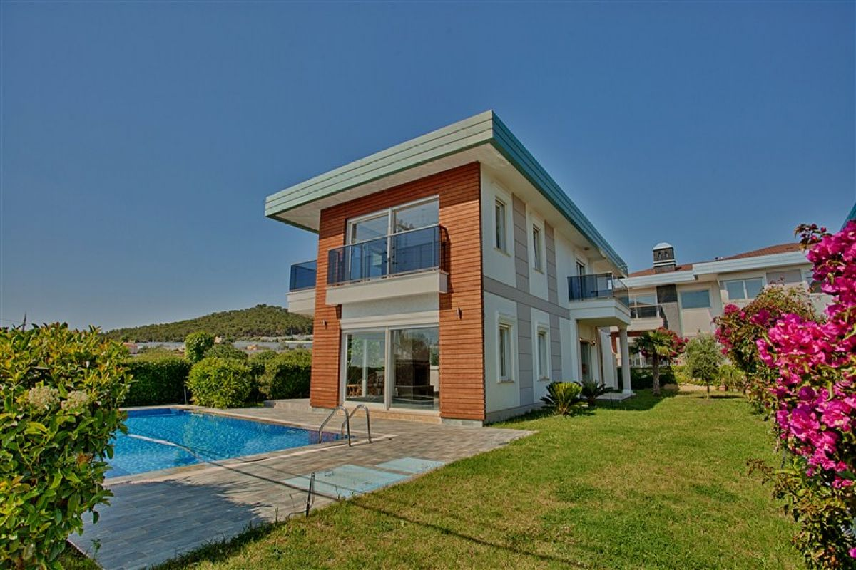 Alanya Villa Exclusive AG40