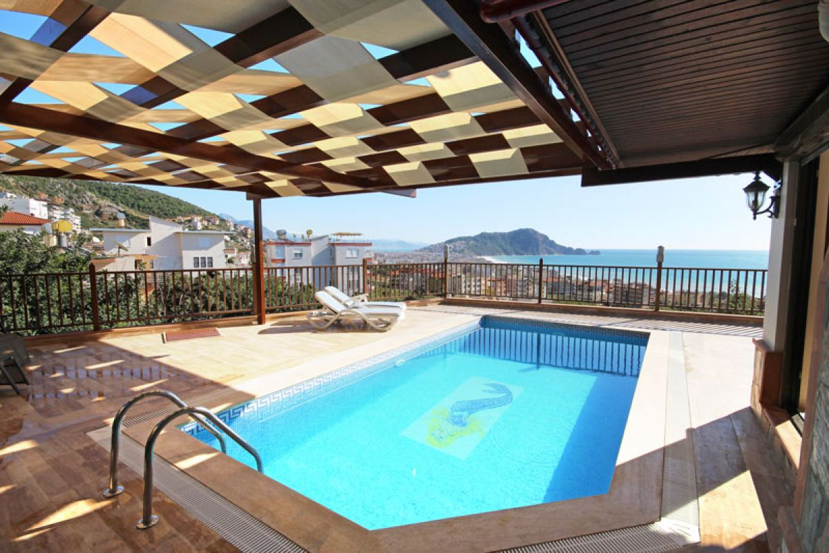 Dream Villa Alanya For Sale R160