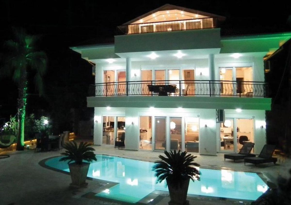 Privat Luxus Villa Alanya 741
