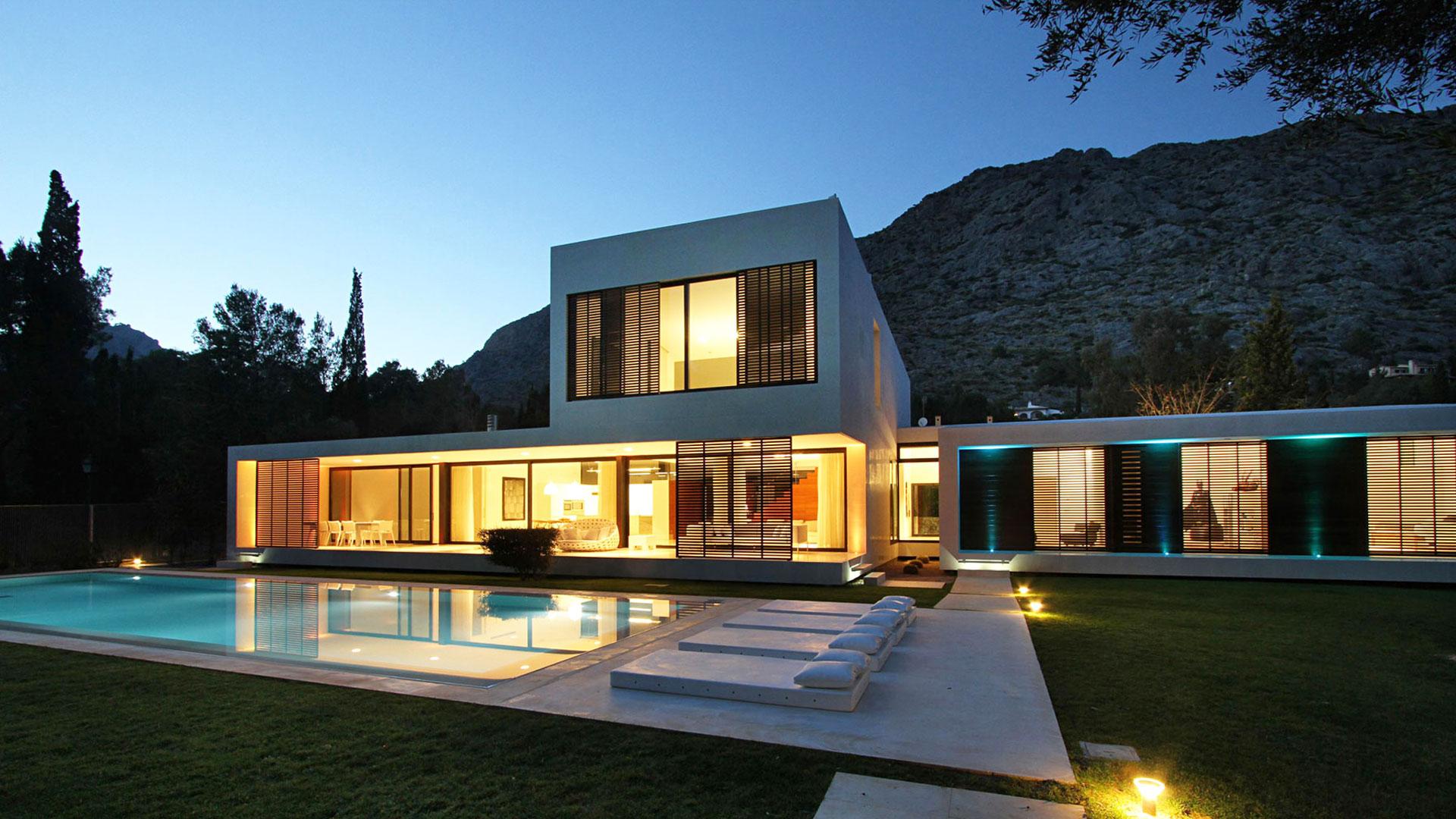 Konzept Villa Alanya SLV12