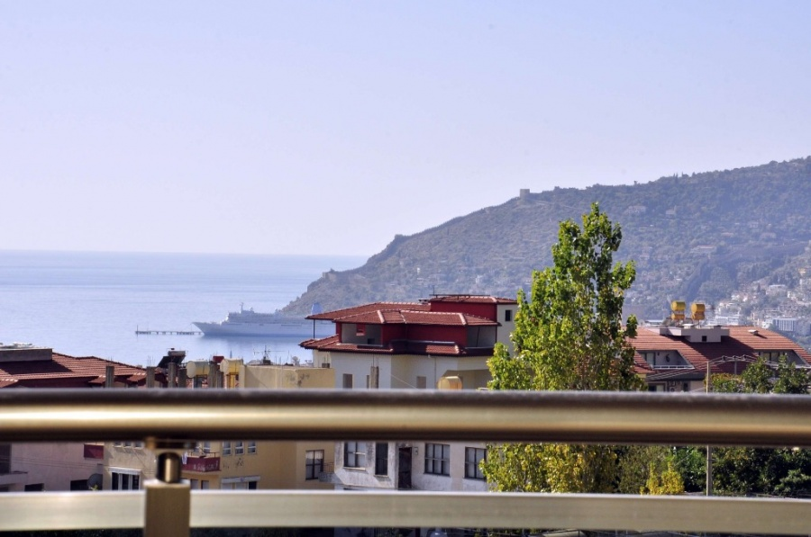 Luxury Residence Apartment Alanya MA28