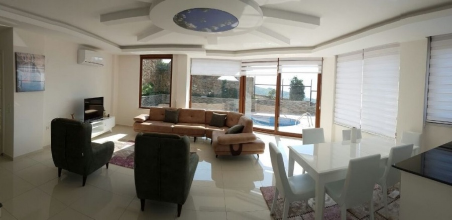 Brand New Concept Villa For Sale 5430