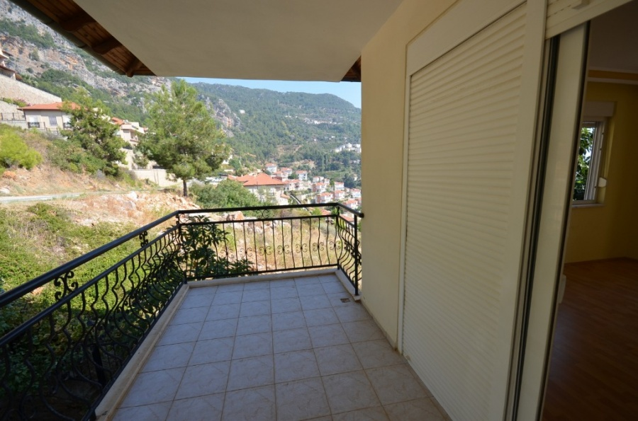 Sea view villa for sale Alanya E550
