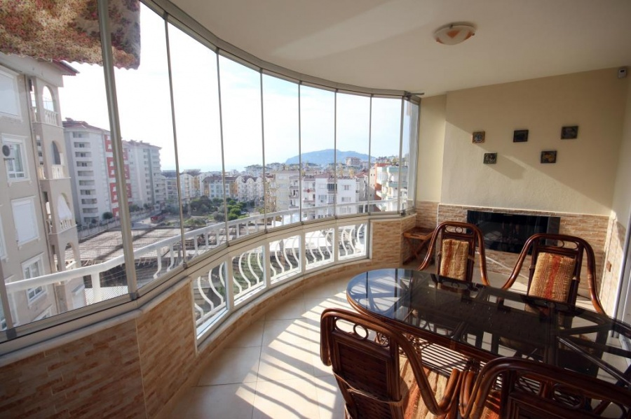 Apartment For Sale Alanya H199